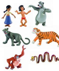 Set 7 Figurine Cartea Junglei
