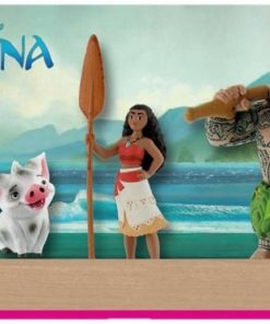 Set Vaiana - 4 figurine NEW