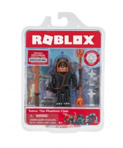 Roblox Figurina - Tohru The Phantom Claw
