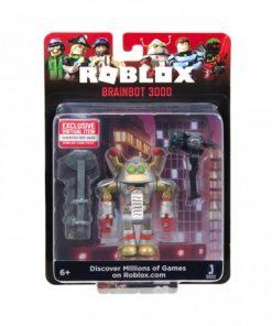 Roblox Figurina S7 - Brainbot 3000