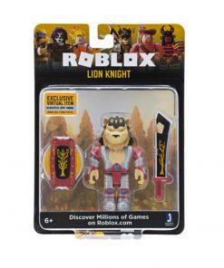 Roblox Celebrity Figurina - Lion Knight