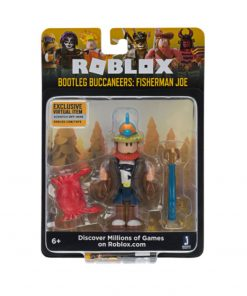 Roblox Celebrity Figurina - Bootleg Buccaneers Fisherman Joe
