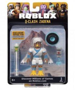 Roblox Celebrity Figurina S5 - Q Clash Zadena
