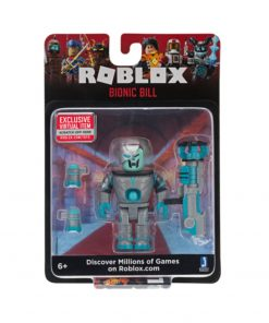Roblox Figurina - Bionic Bill