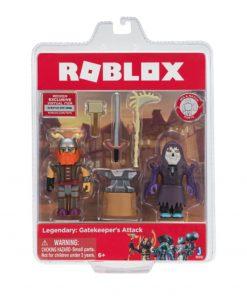 Roblox 2 Figurine S4 - Legendary Gatekeeper S Attak