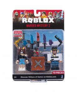 Roblox 2 Figurine S4 - Murder Mystery 2