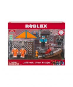 Roblox 4 Figurine - Jailbreak Great Escape