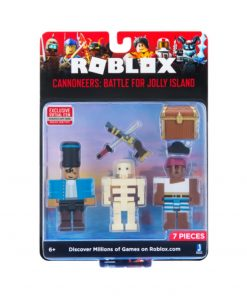 Roblox 2 Figurine S4 - Cannoneers Battle For Jollyisland