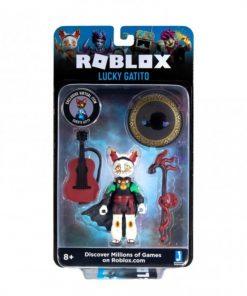 Roblox Figurina Imagination S7 - Lucky Gatito