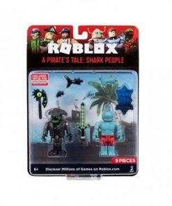 Roblox 2 Figurine S7 - A Pirates Tale Shark People
