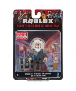Roblox Figurina - Bootleg Buccaneers : Mining Man
