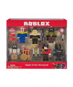 Roblox 6 Figurine Clasice - Night Of The Werewolf