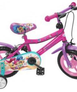 Bicicleta fete Saica Shimmer and Shine roata 12 inch