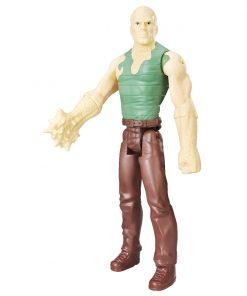 Figurina Spiderman Titan Hero, Sandman, 30 cm