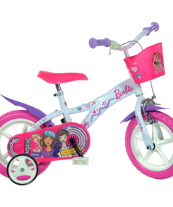 Bicicleta copii 12' - Barbie Dreams