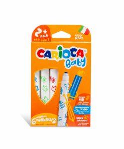 Carioca Baby 2+ Set 6 buc cutie
