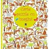 Carte puzzle cu imagini/Usborne