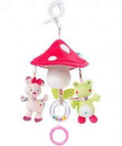 Carusel muzical mobil mini - Ciupercuta