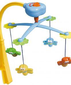 Carusel muzical pentru patut Simba ABC Music Mobile