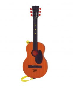 Chitara rock country cu functii audio Simba, 54 cm, maro
