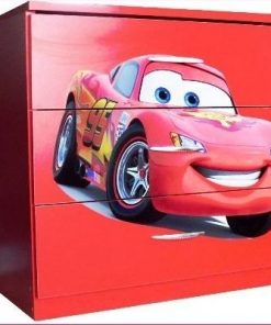 Comoda Fulger McQueen