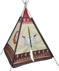 Cort de joaca pentru copii Tipi Indianer
