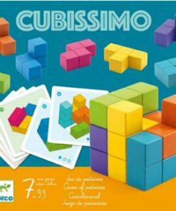 Joc de logica Cubissimo