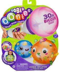 Set cu Dispozitiv de umflat Mega baloane Oonies S3