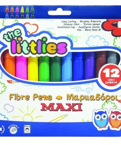 Set de 24 markere, The Littlies