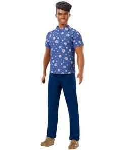 Papusa Barbie Fashionistas - Ken (FXL61)