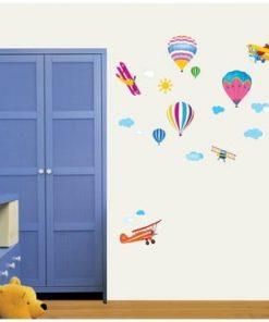 Set autocolante Ambiance Ballons For Kids