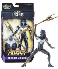 Figurina Avengers Legends - Proxima Midnight, 15 cm