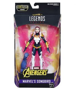 Figurina Avengers Legends - Songbird, 15 cm