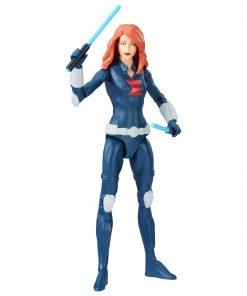 Figurina Marvel Avengers - Black Widow, 15 cm