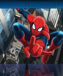 Fototapet Disney Spiderman la inaltime - 360 x 270 cm