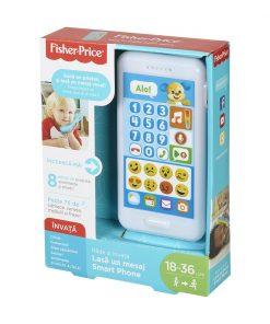 Jucarie bebelusi Fisher Price - Telefonul catelusului