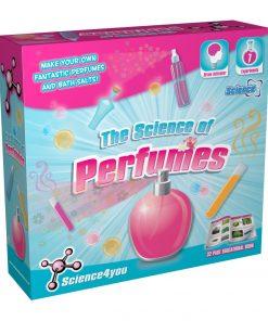 Joc educativ Science4you, set laboratorul de parfum