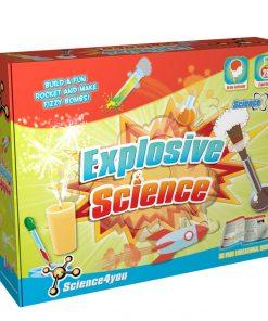 Joc educativ Science4you, set laboratorul de stiinta