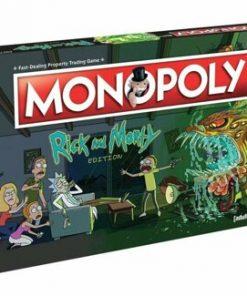 Joc Monopoly - Rick and Morty