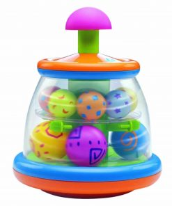 Jucarie bebelusi B-Kids - Rollabout ball top