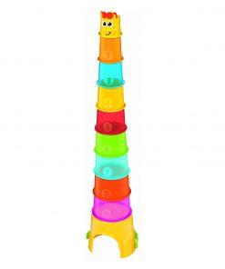 Jucarie bebelusi B-Kids - Turnul Girafa