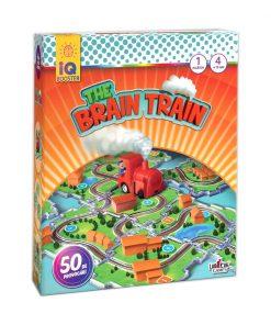 Joc educativ IQ Booster - The Brain Train