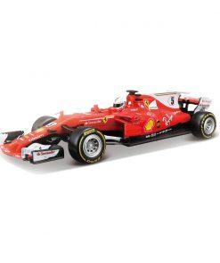 Masinuta cu telecomanda Ferrari SF70H Maisto, 1:24
