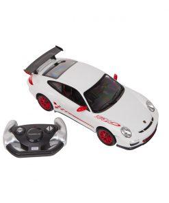 Masina cu telecomanda Rastar Porsche GT3 1:14, Alb