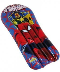 Placa inot gonflabila Saica Spiderman