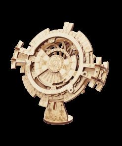 Puzzle 3D Calendar Perpetuu, Lemn, 26 piese