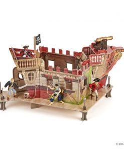 Puzzle 3D Papo - Corabie Pirati