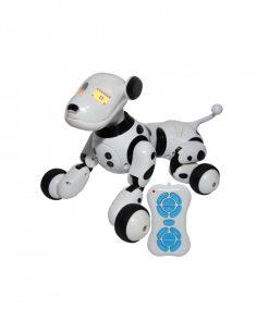 Robot catel, vorbitor, cu RC, AC, 24x18x18 cm