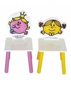 Set masuta si 2 scaunele Little Miss