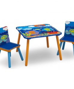 Set masuta si 2 scaunele Ocean